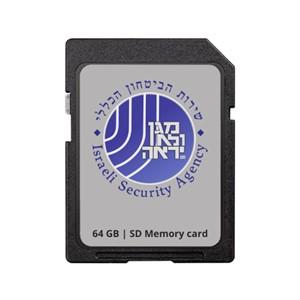 כרטיס זיכרון SD ממותג