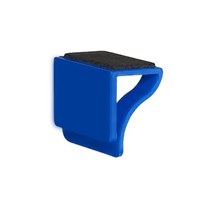 כיסוי מצלמת מסך blinder כולל מנקה מסך צבע כחול