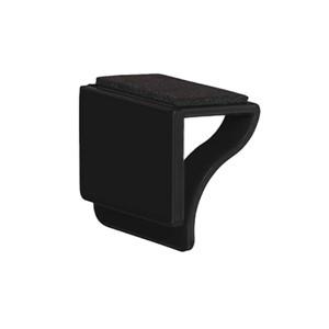 כיסוי מצלמת מסך blinder כולל מנקה מסך צבע שחור