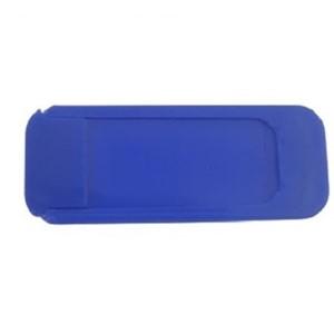 כיסוי מצלמת מסך בצבע כחול