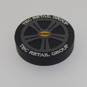דיסק און קי 3D - גלגל