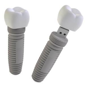 דיסק און קי 3D - תבריג שן