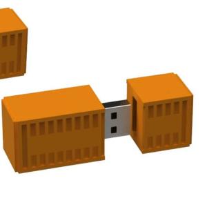 דיסק און קי 2D - מכולה